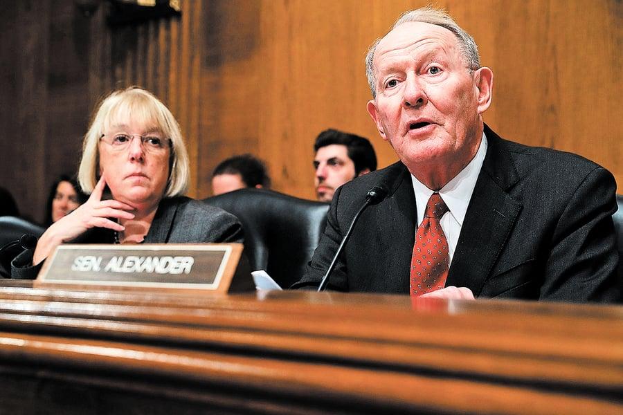 健保關鍵補貼或有解 美國兩黨議員達成協議