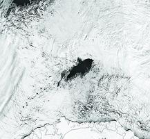 南極神秘巨洞 消失四十年後再現