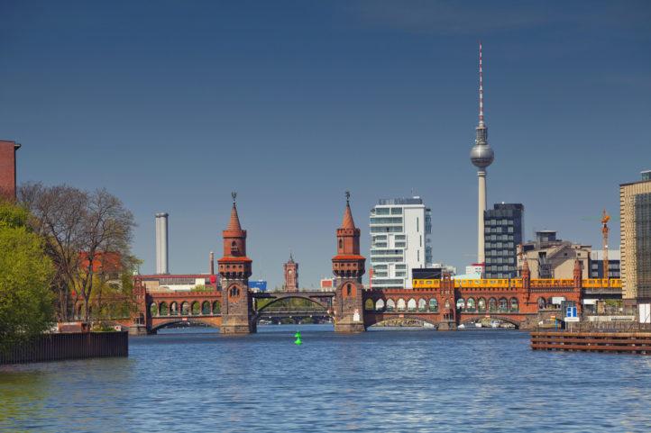 德國首都柏林受到很多創業者的青睞。(istockphoto.com/RudyBalasko)