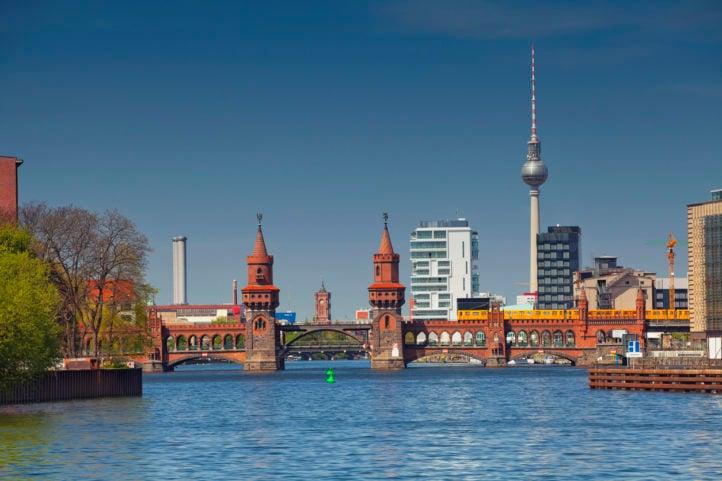 柏林「創業之都」地位超過巴黎