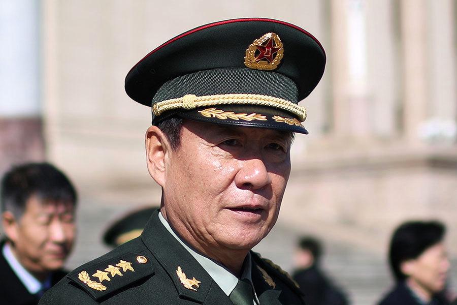 劉源任人大代表 曾與谷俊山搏鬥「刀刀見血」