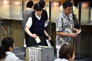 日本年輕選民特徵 保守及低投票率
