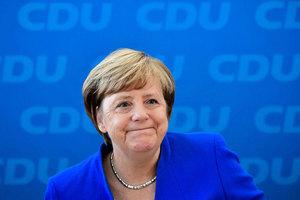 找共同點、建立信任 默克爾將進行組閣談判