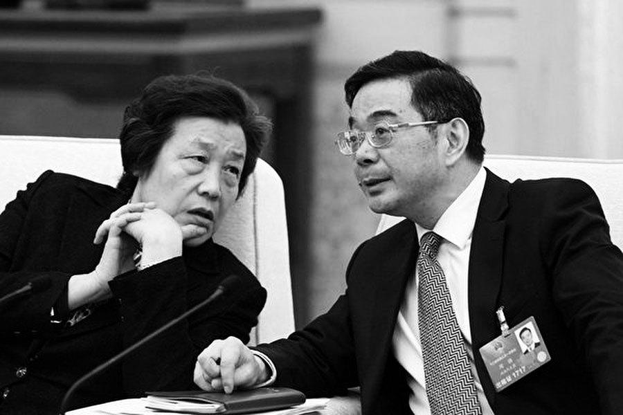 官場空前糜爛 反腐救不了中共(上)