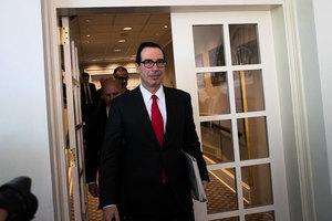 美財長:稅改方案若未獲通過 股市會大跌