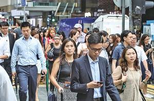 來年料平均加薪3.7%六年新低