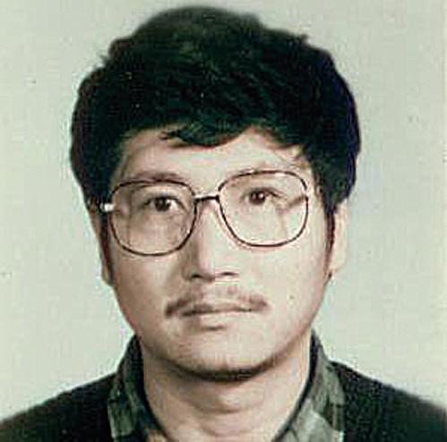 劉文彩的孫子劉小飛(1990年檔案照)。(網絡截圖)
