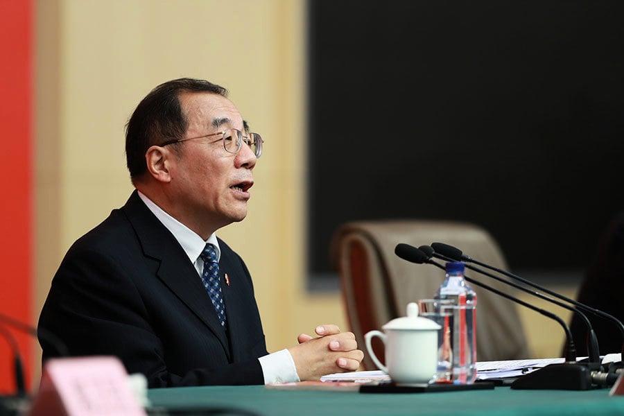 破常規 中紀委副書記楊曉渡入政治局