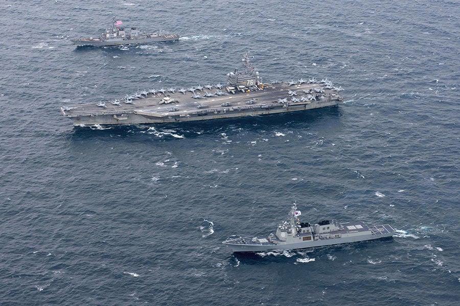 太平洋司令部改名 美國全方位遏制中共