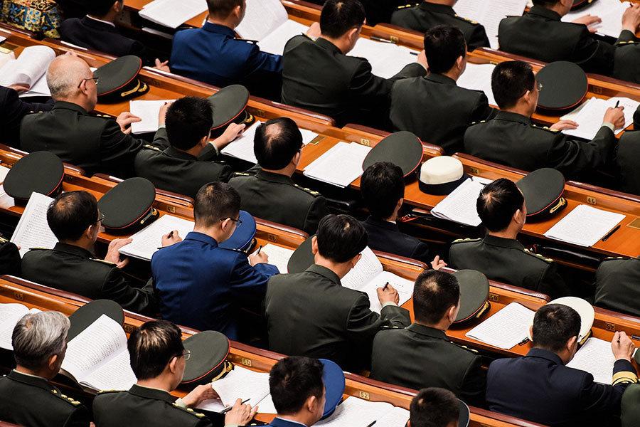 吳勝利等多名中共軍方高層未入中委名單