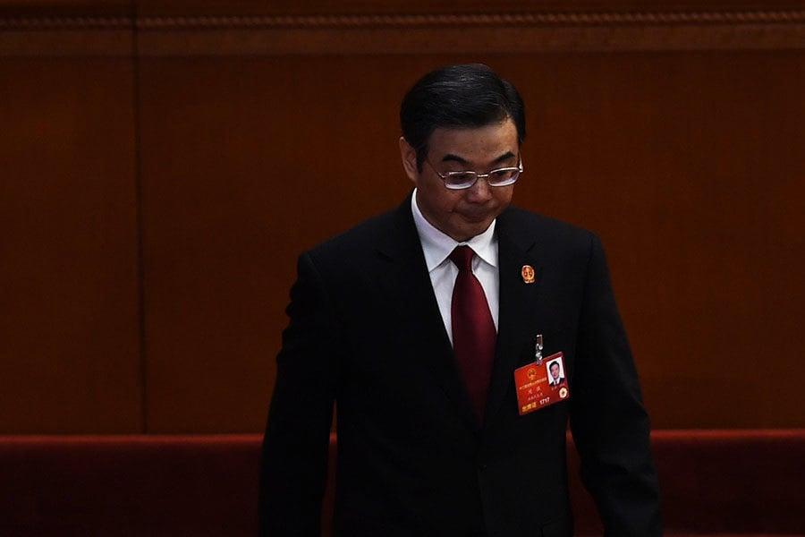 楊寧:上海破一慣例 周強能否平安不好說