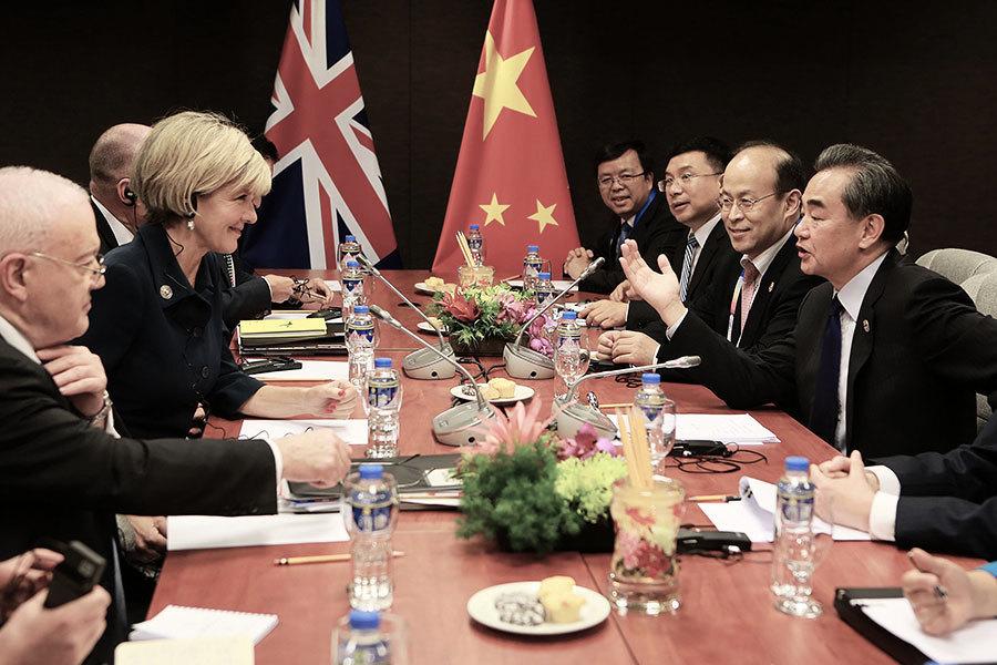 中共中斷人權對話 澳警告尊重言論自由
