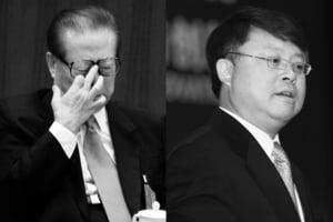 陳思敏:江澤民救虎不成 江綿恆被曝涉大老虎