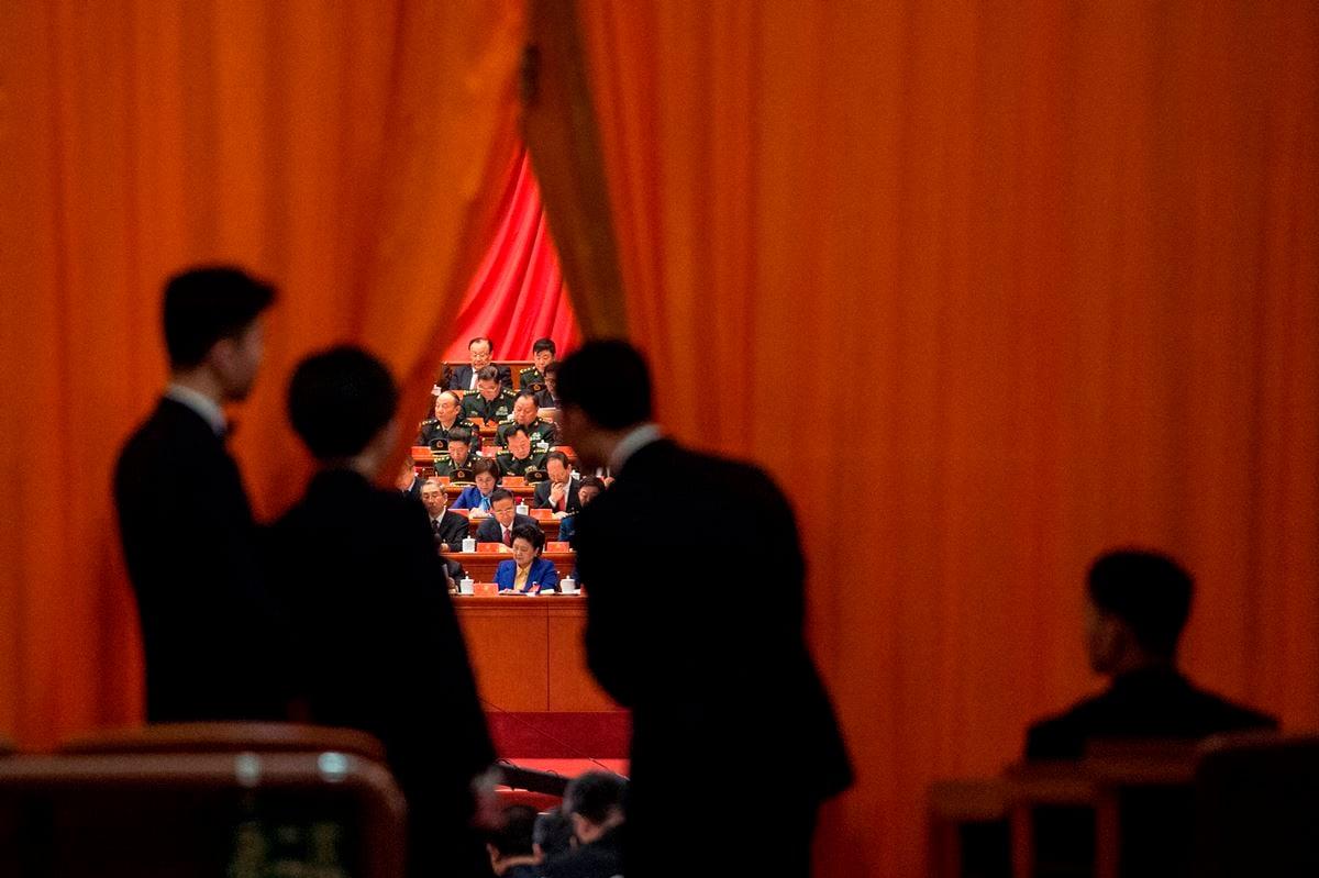 有傳媒文章認為,隨著楊晶被查處,勢必震懾目前的團派黨內高官。(FRED DUFOUR/AFP/Getty Images)