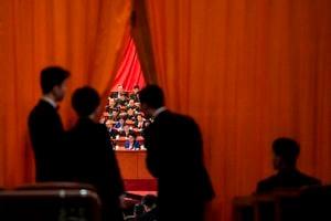 中央軍委三部長代替政委出席十九大