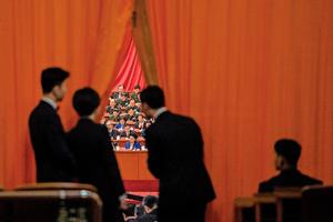 為取消政法委埋伏筆 設依法治國領導小組 將整頓違憲政法系統