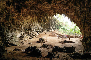考古新發現 史前小矮人6萬年前消失