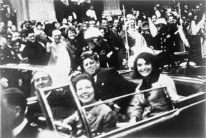 特朗普擬公佈甘迺迪總統遇刺數千機密文件