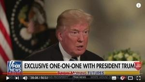 特朗普:對北韓作戰「完全準備好了」
