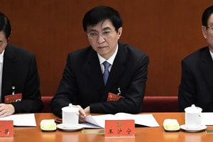 胡錦濤曾受江派外交系統欺壓 王滬寧伸援手