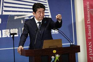 安倍第四次組閣 日媒:財政平衡仍難達標
