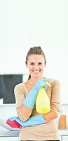 家用清潔劑錯誤混用6例