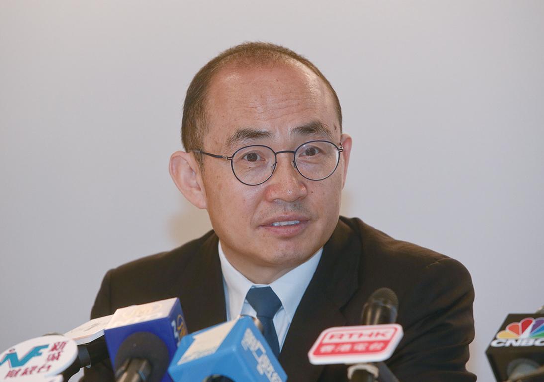 潘石屹賣掉上海凌空SOHO,套現近50億。(余鋼/大紀元)