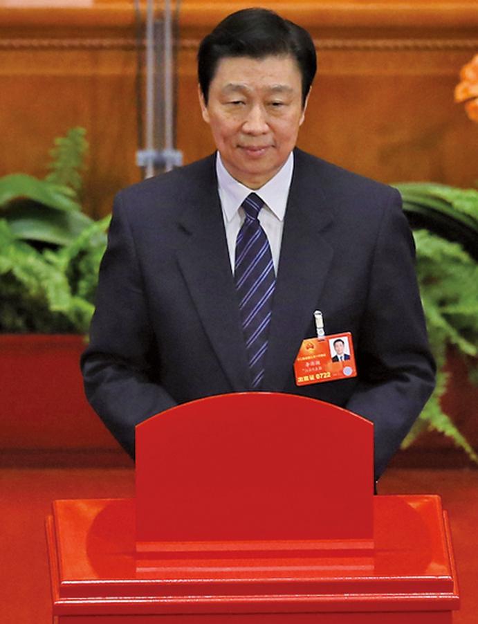 傳中共國家副主席李源潮在中共十九大後可能「軟著陸」。(Getty Images)