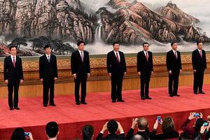 十九大七常委、政治局委員公佈 江勢力衰退