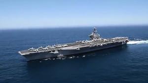 北韓局勢趨緊 美軍第二艘航母部署西太平洋