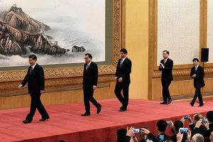 周曉輝:政治局常委與委員名單說明一件事