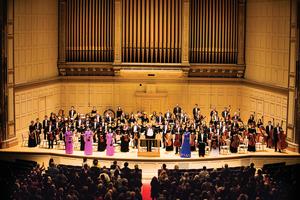「感受非凡」 神韻交響樂震撼波士頓