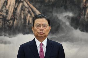 趙樂際主持中紀委常委會 稱反腐要開創新局面