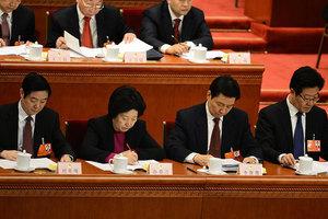 中宣部前部長劉奇葆被貶任政協委員