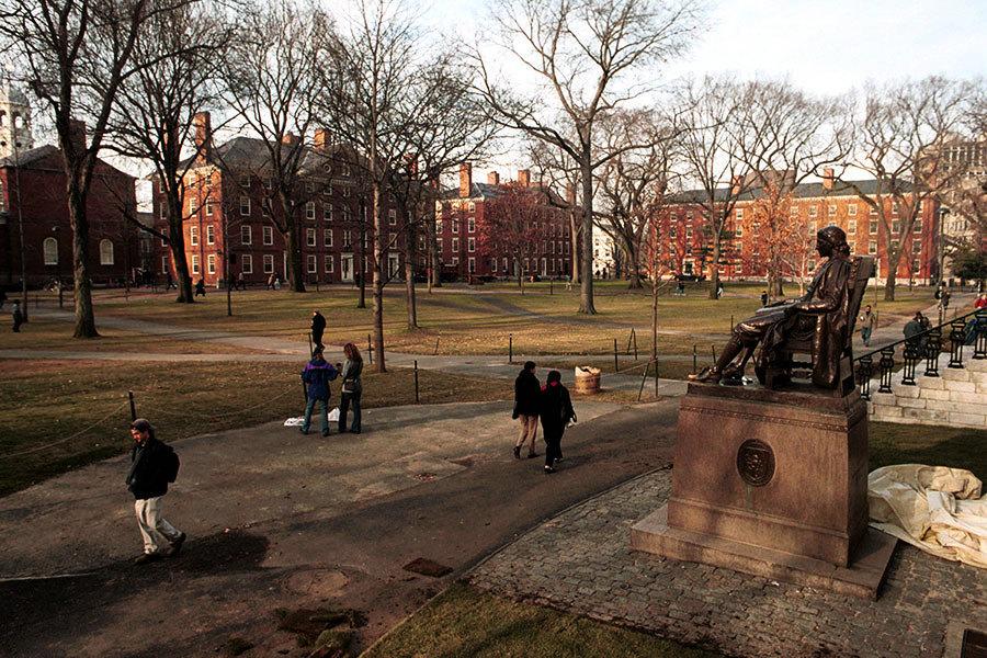 全球最佳大學排名 英美囊括前十名