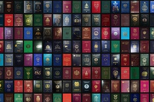 最新全球護照排名 中港台哪個獲免簽最多