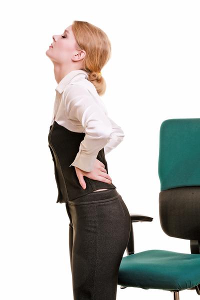 腰痠背痛、肩頸痠痛的原因