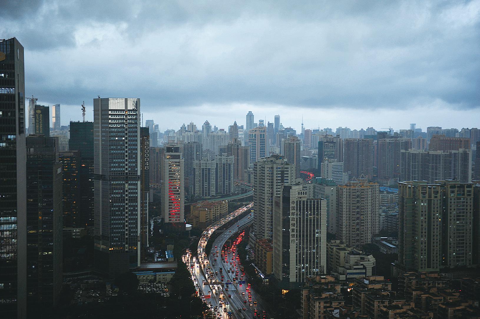 中國經濟明年最大風險是甚麼?房地產!房地產!還是房地產!(Getty Images)