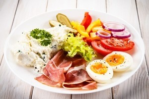 如何吃兩次早餐而不增加體重?