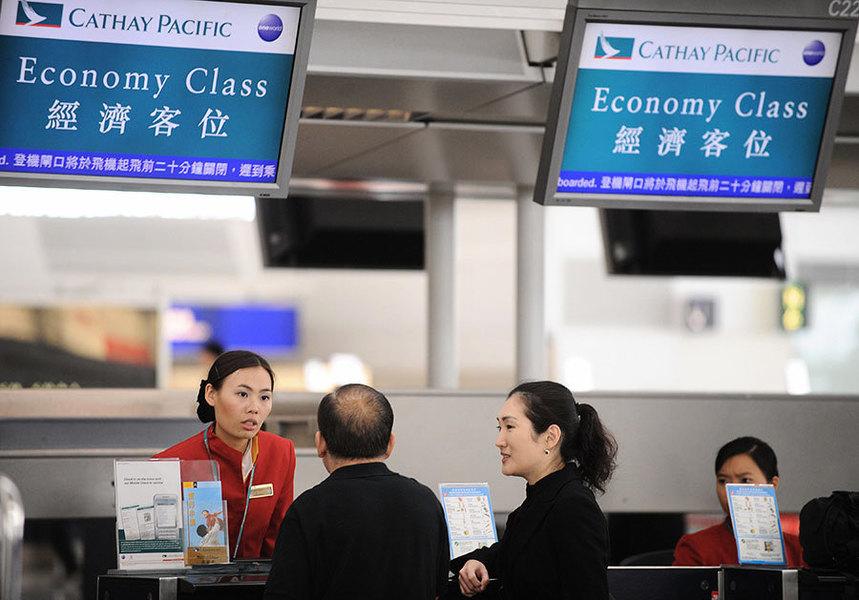 飛美安全新規今執行 全球航空公司詢問乘客