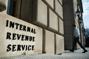 特朗普任命國稅局長 司法部解決IRS多年醜聞