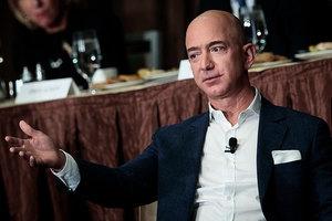 亞馬遜創辦人貝佐斯成世界首富