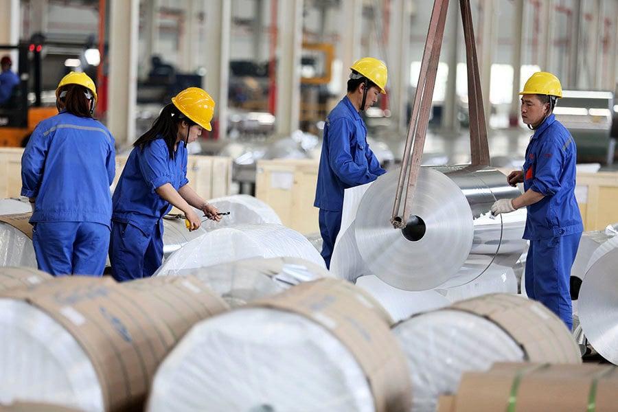確認產業受損 美將對中國鋁箔課188%雙反稅