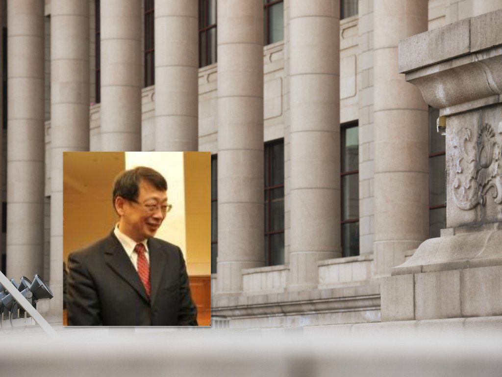 中共十九大後,前中組部常務副部長陳希出任中組部部長。(合成圖片)