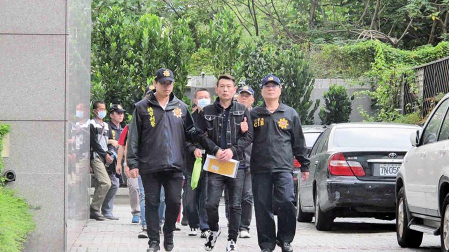 台統促黨九人涉暴力被捕 警查組織是否犯罪