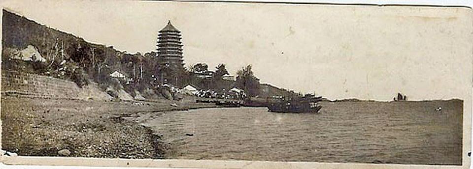 錢塘江畔六和塔(維基百科公有領域)