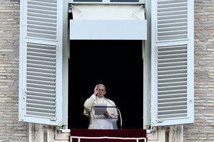 歐洲出生率低 教宗方濟各譴責