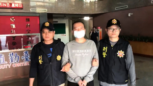 台警掃黑 逮捕統促黨幹部、竹聯幫吳姓堂主