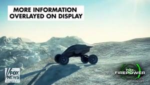 美研發無窗「透視」坦克 可改變未來地面戰