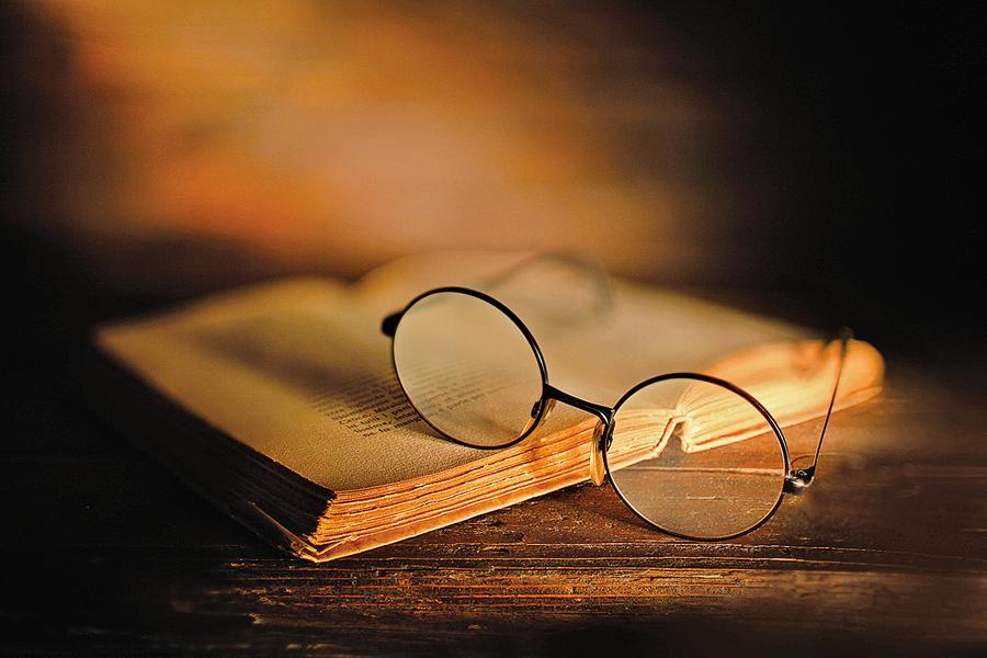 讀書「破」萬卷 下筆「確」有神